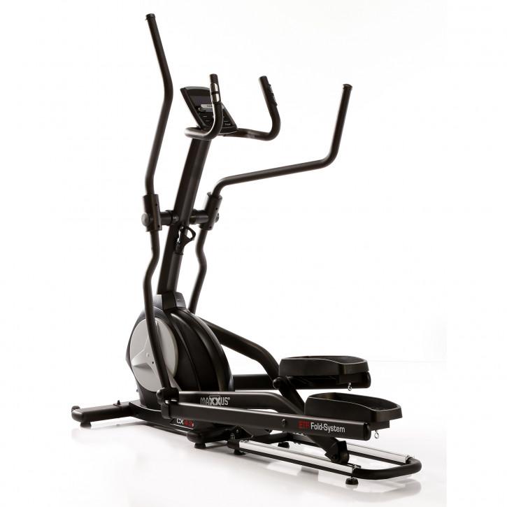 Gorilla Sports Maxxus Cx 43f Bicicletta Ellittica Crosstrainer Con Sistema Etf Schermo Lcd Bluetooth App Bicicletta Fitness Controllo Della