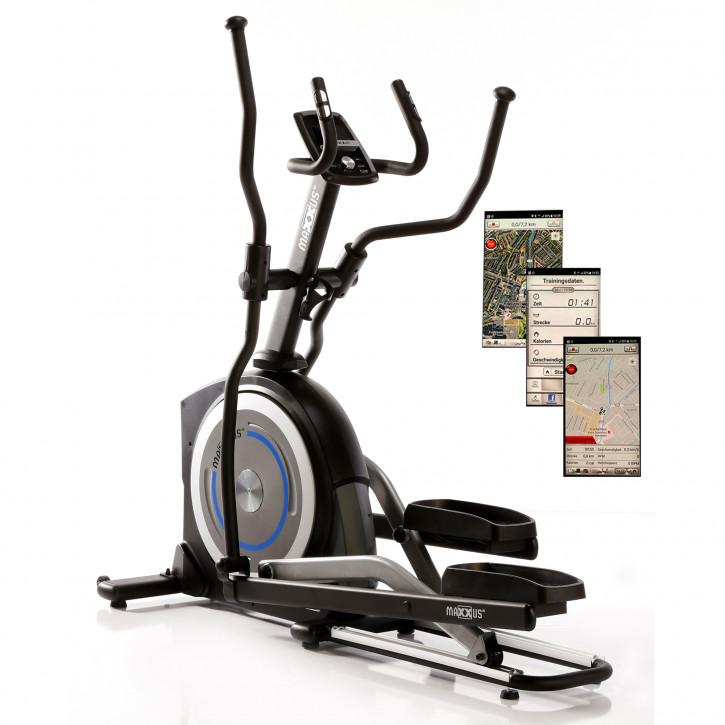 Gorilla Sports Premium Cross Trainer Cx 51 Bicicletta Ellittica Cyclette Ellittica